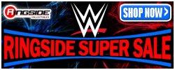 Ringside Super Sale!