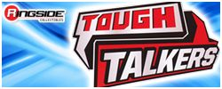 Mattel WWE Tough Talkers!