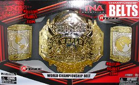 d4cdbcea4 TNA World Championship Toy Belt | Ringside Collectibles