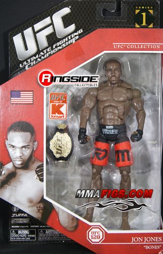 Jon Jones Ufc Exclusive Series 1 Ringside Collectibles