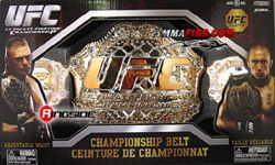 UFC TITLE BELT CHAMPIONSHIP for Action Figures Or Collectible ultimate