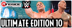 Mattel WWE Ultimate Edition Series 10!