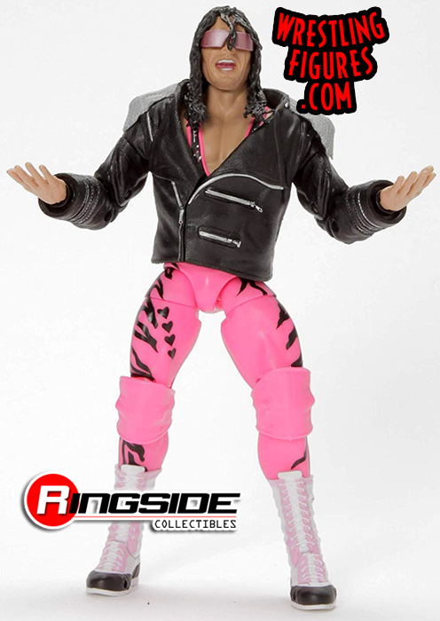 Bret Hart Wwe Ultimate Edition 2 Toy Wrestling Action