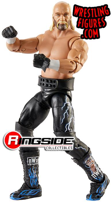 Hollywood Hulk Hogan - WWE Ultimate Edition 7 Toy Wrestling Action ...