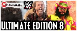 Mattel WWE Ultimate Edition 8!