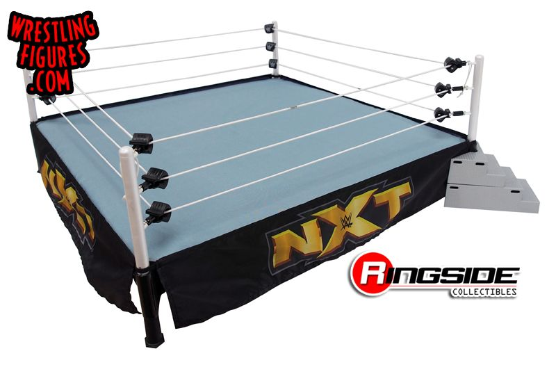 Ring Skirt Nxt Ringside Collectibles Exclusive Wwe
