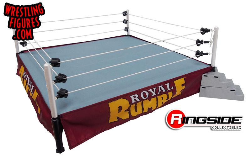 Toys R Us Wwe Rings : Ring skirt royal rumble ringside collectibles