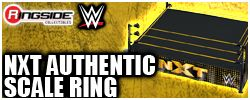 NXT Version - WWE Authentic Scale Ring!