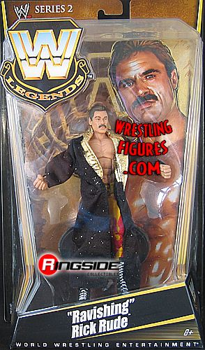 Rick Rude Wwe Legends 2 Ringside Collectibles