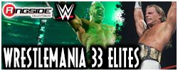 Mattel WWE Elite WrestleMania 33!