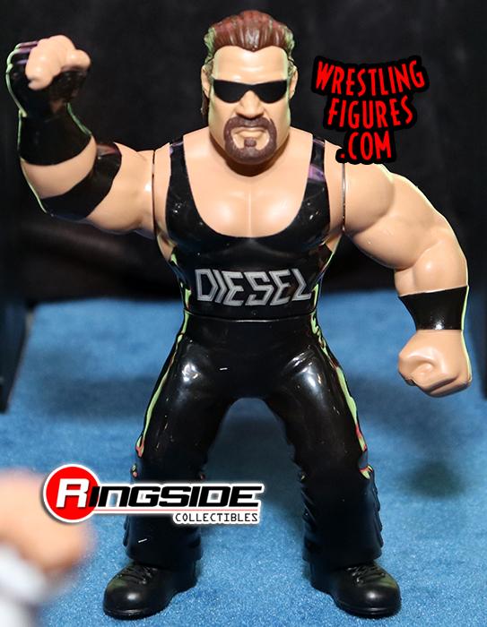 WWE Mattel Diesel Retro Figure Series 10