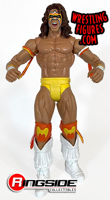 Ultimate Warrior Wwe Series 98 Wwe Toy Wrestling Action
