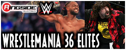 Mattel WWE Elite WrestleMania 36!