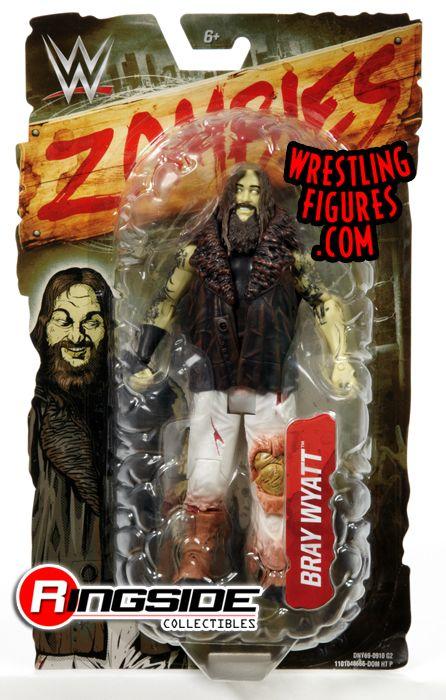 Bray Wyatt Wwe Zombies 1 Wwe Toy Wrestling Action Figure