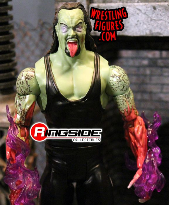 Undertaker Wwe Zombies 1 Wwe Toy Wrestling Action Figure
