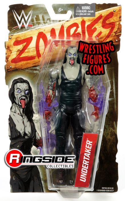 Undertaker Wwe Zombies 1 Wwe Toy Wrestling Action Figure