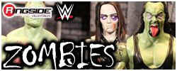 Mattel WWE Zombies Series 1!