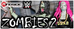 Mattel WWE Zombies Series 2!